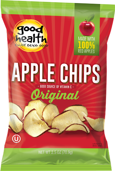 Good Health Apple Chips