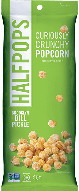 Halfpops - Brooklyn Dill Pickle