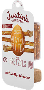 Justin's Classic Almond Butter with Pretzels