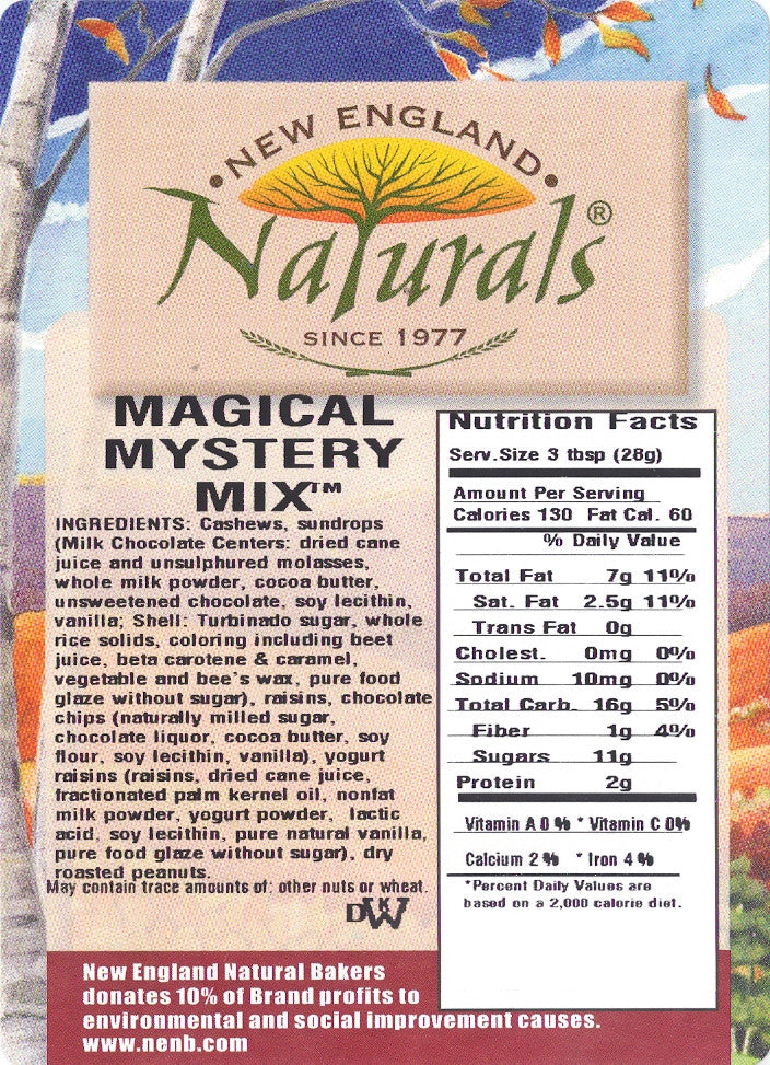 New England Naturals - Magical Mystery Mix