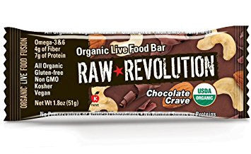 Raw Revolution Chocolate Crave Bar
