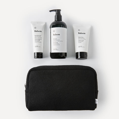 Balsem Grooming Essentials Kit