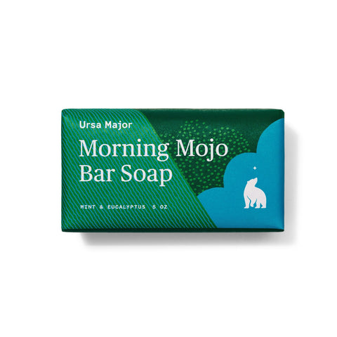 Ursa Major Morning Mojo Bar Soap (5oz)