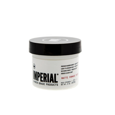 Imperial Matte Pomade Paste (Size Options)