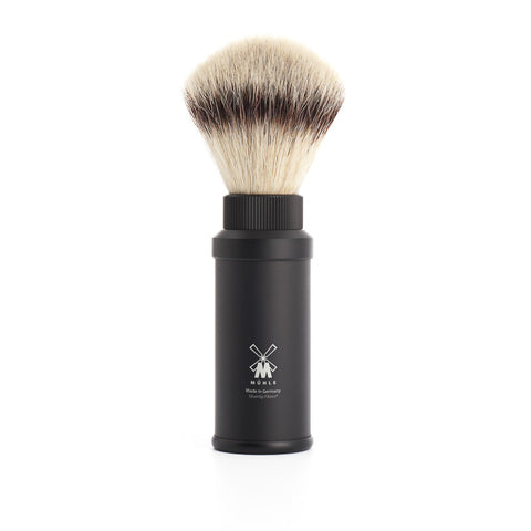 Shaving & Hair Removal Aftershave & Pre-shave New Mens Baxter Of California Travel Shaving Brush