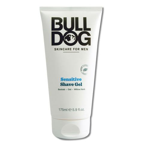 Bulldog Sensitive Shave Gel (175ml)