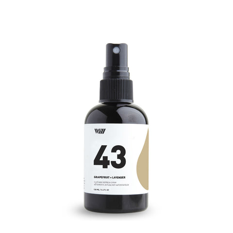 Way Of Will Clothing Refresh Spray - Grapefruit + Lavender (130ml)