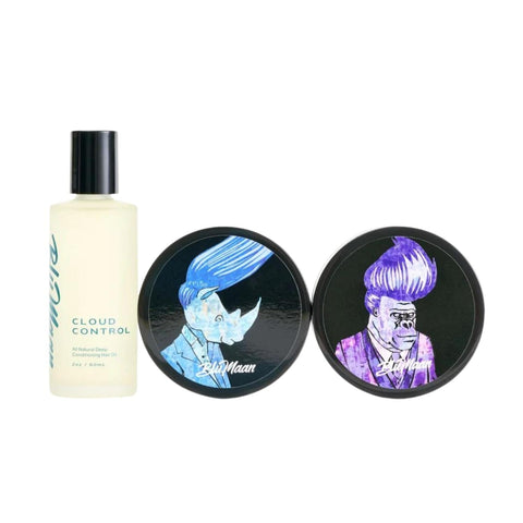 Blumaan Fifth Sample Styling Mask Pomade (109ml)