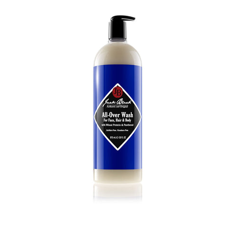 Jack Black All-Over Wash (size options)