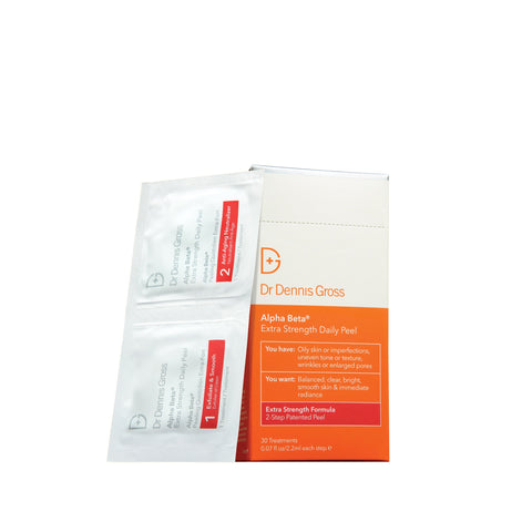 Dr. Dennis Gross Skincare Extra Strength Alpha Beta Peel (30-60 treatments)