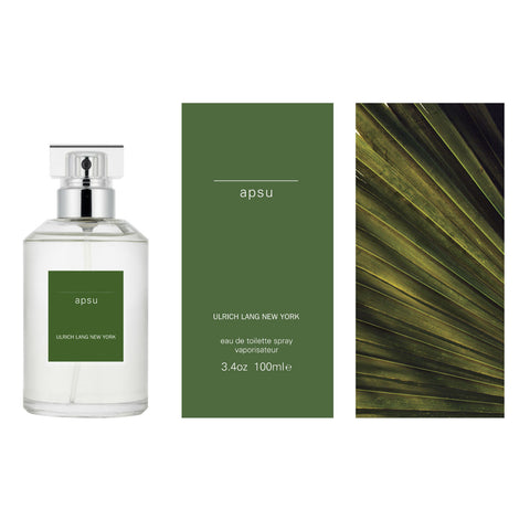 Apsu Eau de Toilette - Ulrich Lang New York (100ml)