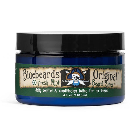 Bluebeards Original Fresh Mint Beard Saver (118.3ml)