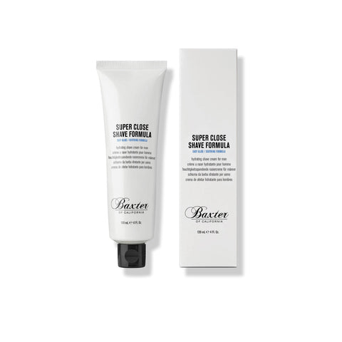 Baxter of California Super Close Shave Formula (Size Options)