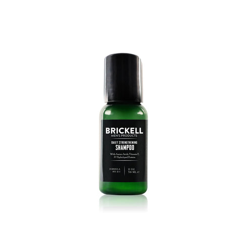 Brickell Daily Strengthening Shampoo (Options)