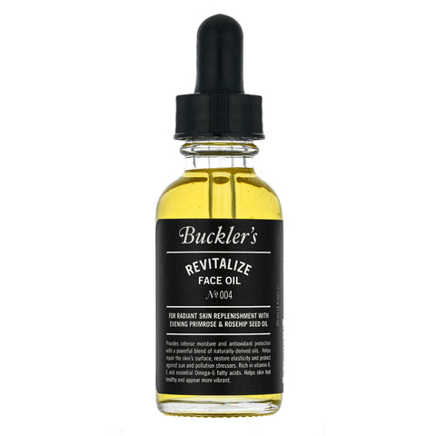 Buckler's Revitalize Face Oil (60ml)