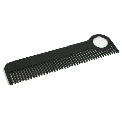"Chicago Comb Co. Medium Tooth 5.5"" Comb (Finish Options)"