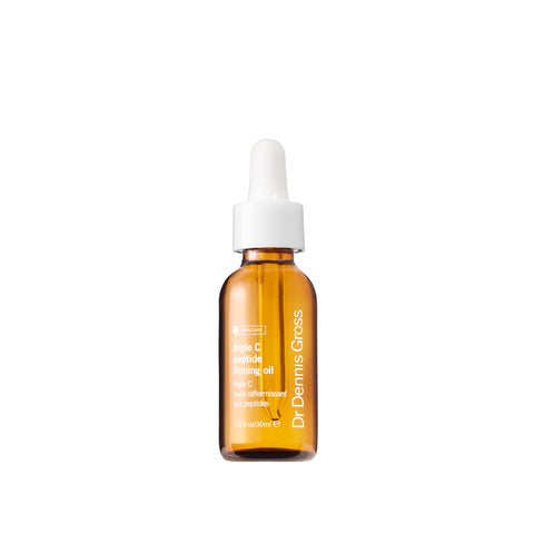 Dr. Dennis Gross Skincare Triple C Peptide Firming Oil (30ml)