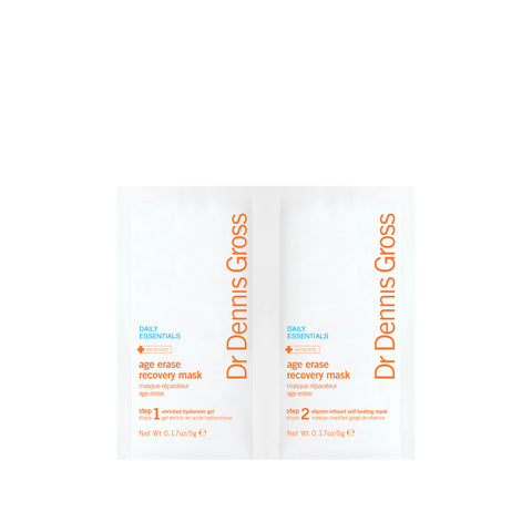 Dr. Dennis Gross Skincare Age Erase Recovery Mask (6 treatments)