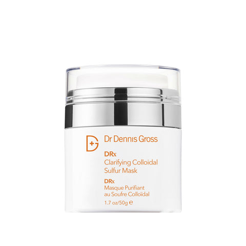 Dr. Dennis Gross Skincare Clarifying Colloidal Sulfur Mask (50g)
