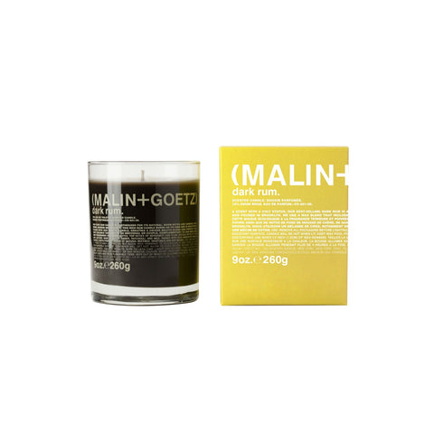 (Malin+Goetz) Dark Rum Candle (260g)