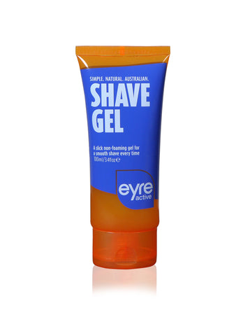 Eyre Active Shave Gel (100ml)