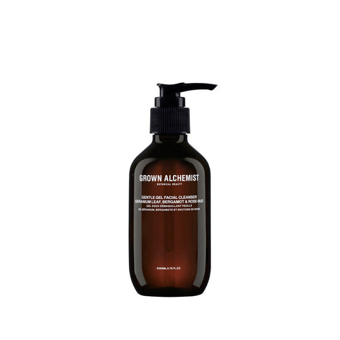 Grown Alchemist Gentle Gel Facial Cleanser (Size Options)