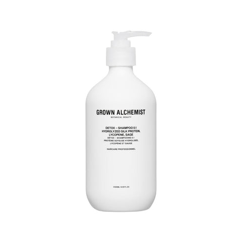 Grown Alchemist Detox - Shampoo 0.1 (Size Options)