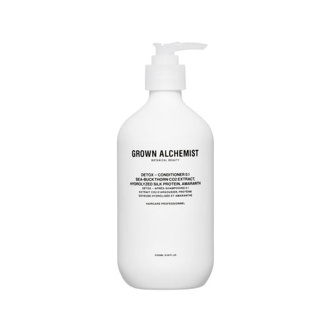 Grown Alchemist Detox - Conditioner 0.1 (Size Options)