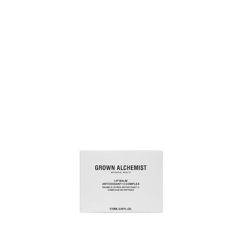 Grown Alchemist Lip Balm - Antioxidant+3 Complex (15ml)