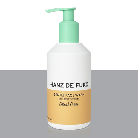 Hanz De Fuko Gentle Face Wash (237ml)