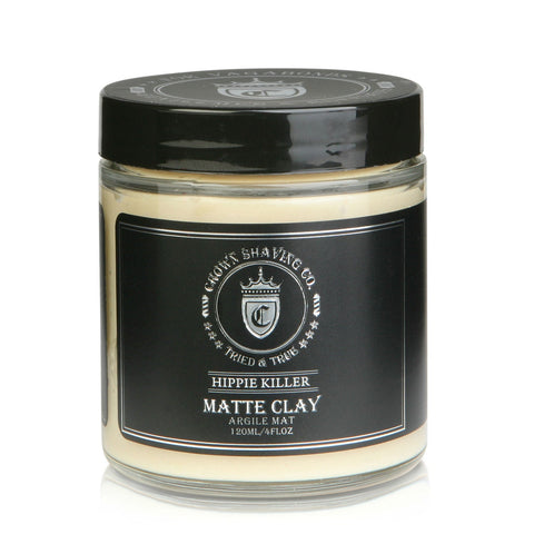 Crown Shaving Co. Hippie Killer Matte Clay (120ml)