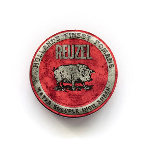 Reuzel Red High Sheen Pomade (Size Options)