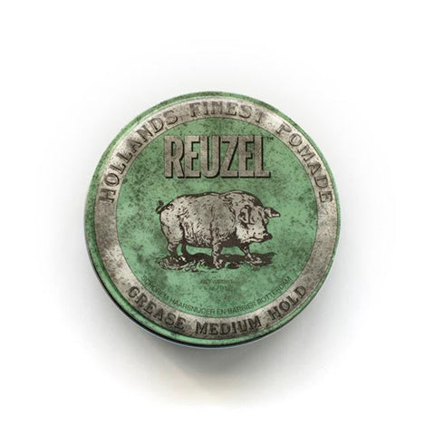 Reuzel Green Grease Pomade (Size Options)