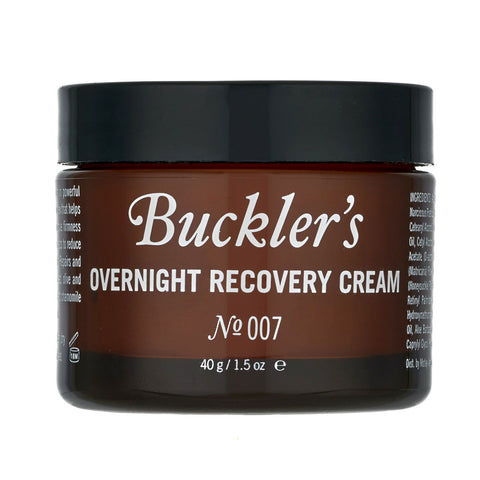 Buckler's Overnight Recovery Cream (40g)