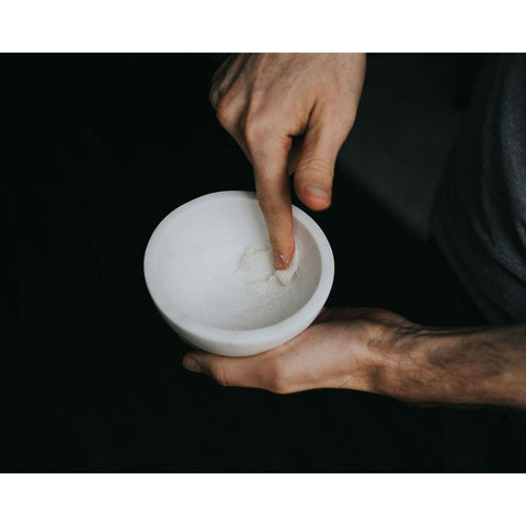 Supply White Marble Marble Bowl