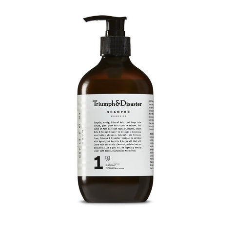 Triumph & Disaster Shampoo (500ml)