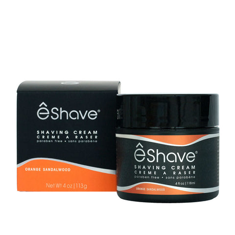 eShave Shave Cream (113g) - Options