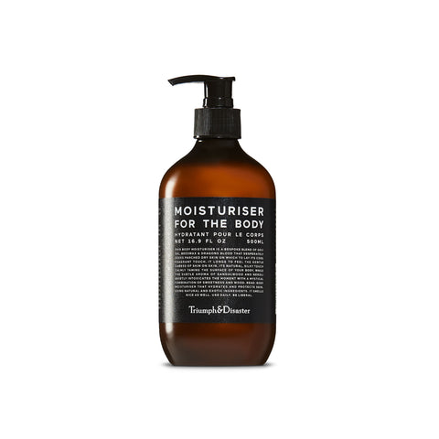 Triumph & Disaster Moisturizer for the Body (500ml)