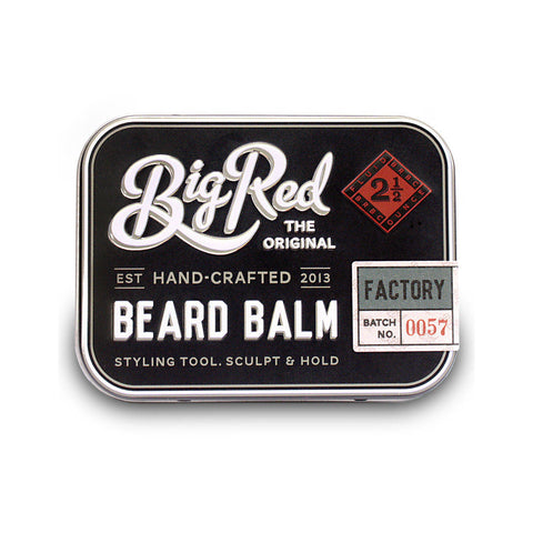 Big Red Beard Balm - Options