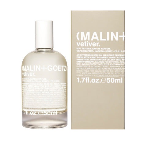 (Malin+Goetz) Vetiver EDP (50ml)