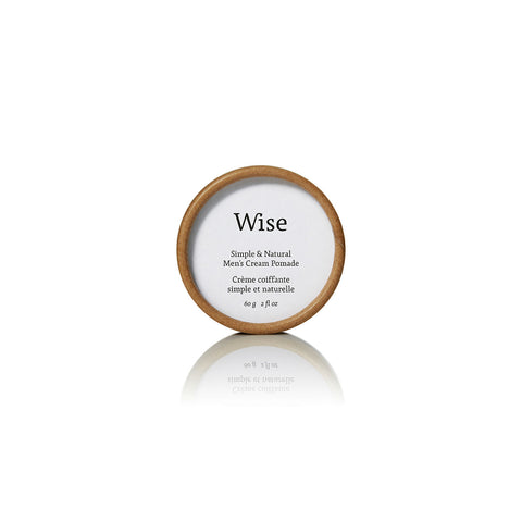 Wise Red Maple Cream Pomade (Options)