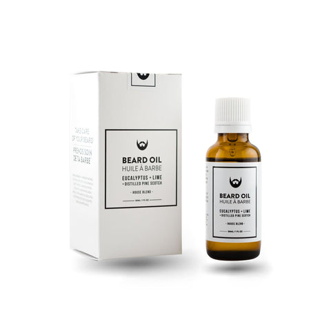 Always Bearded Beard Oil (30ml) - Scent Options