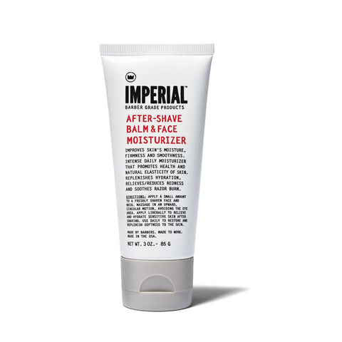 Imperial After-Shave Balm & Face Moisturizer (85g)
