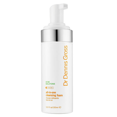 Dr. Dennis Gross Skincare All-In-One Cleansing Foam (150ml)