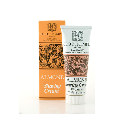 Geo. F. Trumper Almond Shaving Cream (size options)