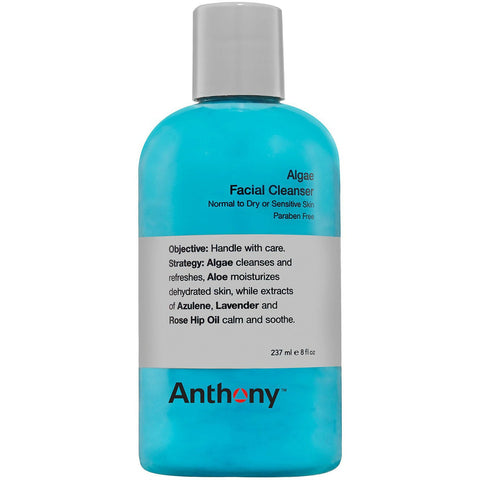 Anthony Logistics Algae Facial Cleanser (237ml)