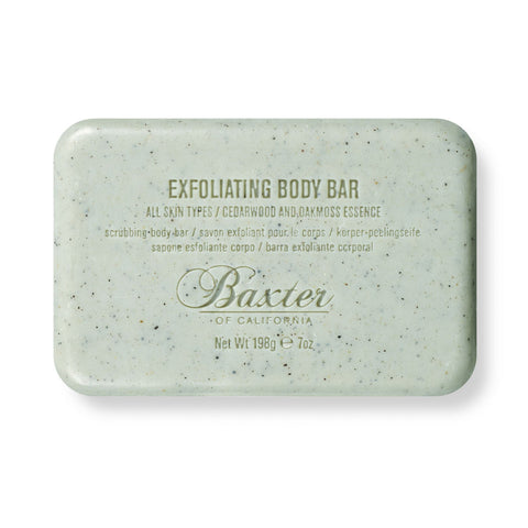Baxter of California Exfoliating Body Bar (Size Options)