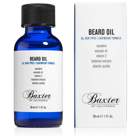 Baxter of California Beard Grooming Oil (30ml)