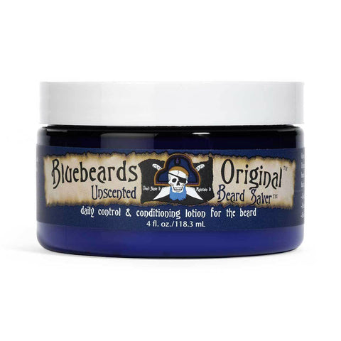 Bluebeards Original Unscented Beard Saver (118.3ml)