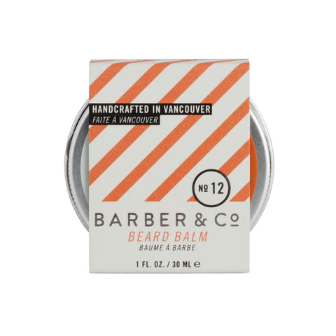 Barber & Co NO.12 Beard Balm (30ml)